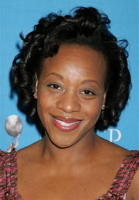 Marianne Jean-Baptiste at the 37th annual NAACP Image Awards.