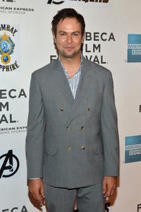 Taran Killam at the premiere of