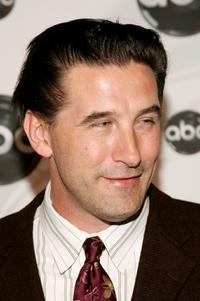 William Baldwin at the ABC Upfront presentation at Lincoln Center.