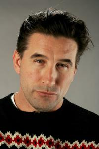 William Baldwin at the film