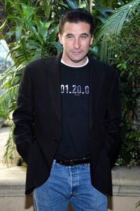 William Baldwin at the Creative Coalitions Healthcare Policy Roundtable luncheon held at The Four Seasons Hotel.