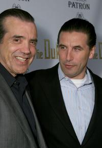 William Baldwin and Chaz Palminteri at the special screening of