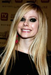 Avril Lavigne at the 2007 TV Week Logie Awards.