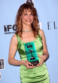Lynn Shelton at the 24th Annual Film Independent's Spirit Awards celebration.