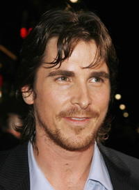 Christian Bale at