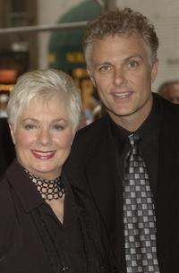 Sheryl Lee Jones and Patrick Cassidy at the opening night of
