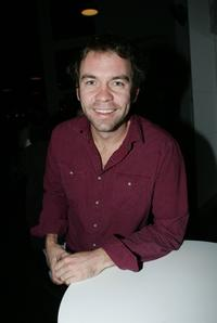 Brendan Cowell at the opening night of