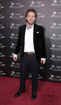 Brendan Cowell at the L'Oreal Paris 2007 AFI Awards.