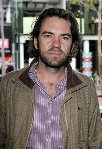 Brendan Cowell at the Film Critics Circle Awards.