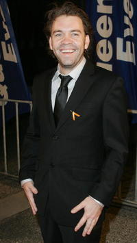 Brendan Cowell at the Inside Film Awards 2007.