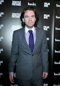 Brendan Cowell at the 2008 Movie Extra FilmInk Awards.