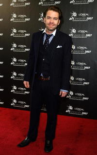 Brendan Cowell at the L'Oreal Paris 2007 AFI Industry Awards.