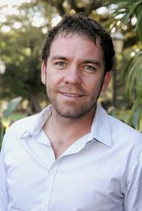Brendan Cowell at the media launch of season 3 of Foxtel's drama