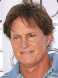 Bruce Jenner at the Elizabeth Glaser Pediatric Aids Foundation Golf Tournament.