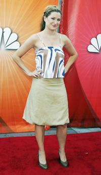 Kathryn Hahn at the NBCs 2005 All Star Celebration.