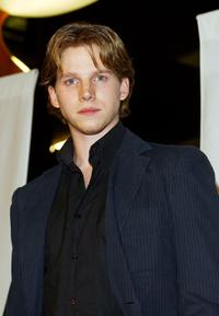 Stark Sands at the Hollywood Film Festival screening of