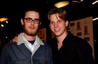Colin Hanks and Stark Sands at the Hollywood Film Festival screening of