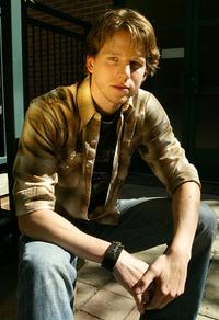 Stark Sands at the 2003 Toronto International Film Festival.
