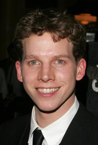 Stark Sands at the after party of the opening night of