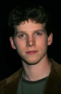 Stark Sands at the opening of