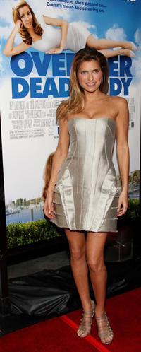 Actress Lake Bell at the Hollywood premiere of