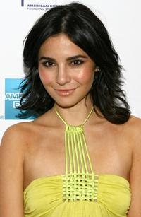 Martha Higareda at the premiere of