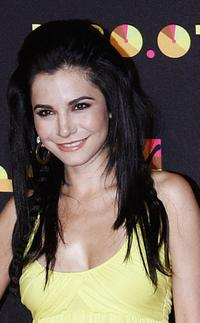 Martha Higareda at the MTV Latin America 2007 Music Awards.