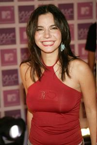 Martha Higareda at the MTV Video Music Awards Latin America 2003.