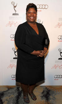 Cleo King at the 21st Annual Hall of Fame Gala in California.