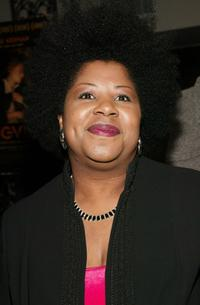 Cleo King at the after party of the New York premiere of