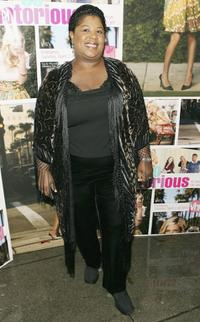 Cleo King at the Screening Party of