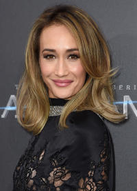 Maggie Q at the New York premiere of