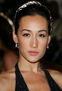 Maggie Q at the Costume Institute Benefit Gala