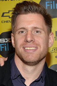 Michael Spierig at the premiere of