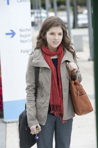 Anna Kendrick as Katie in ``50/50.''