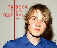 Brady Corbet at the screening of