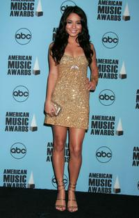 Vanessa Hudgens at the 2007 American Music Awards.