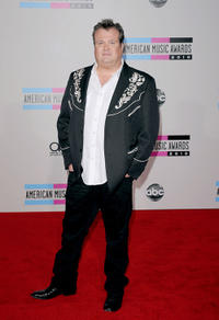 Eric Stonestreet at the 2010 American Music Awards in California.