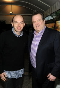 Paul Scheer and Eric Stonestreet at the Eleventh Annual AFI Awards in California.