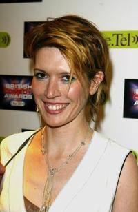 Julia Davis at the British Comedy Awards 2004.