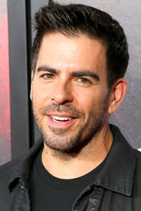 Eli Roth at the opening night of Universal Studios' Halloween Horror Nights in Universal City, California.