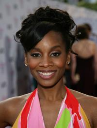 Anika Noni Rose at the California premiere of