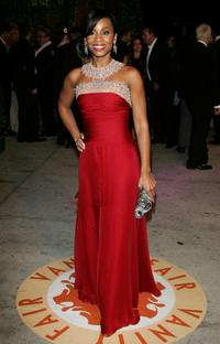 Anika Noni Rose at the 2007 Vanity Fair Oscar Party.