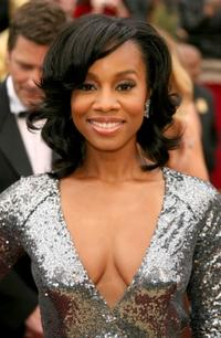 Anika Noni Rose at the 79th Annual Academy Awards.