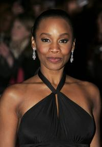 Anika Noni Rose at the UK premiere of