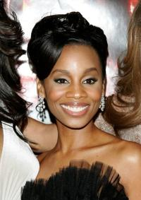 Anika Noni Rose at the New York premiere of