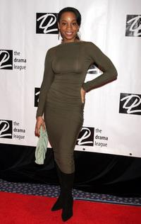 Anika Noni Rose at the 74th Annual Drama League Awards Ceremony.
