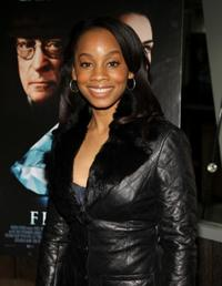 Anika Noni Rose at the after party of the New York screening of