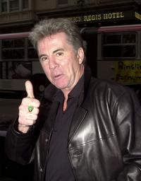 John Walsh at the grand opening party of Clift Hotel.