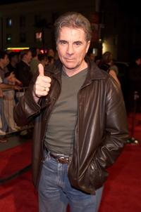 John Walsh at the FOX-TV's party for the Television Critics Association.